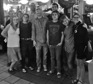 Makaria Farm's stellar 2013 farm crew.