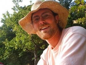 Brock McLeod of Makaria Farm