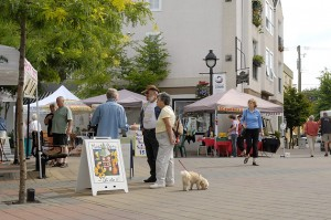 Find Makaria Farm at the Duncan Farmer's Market